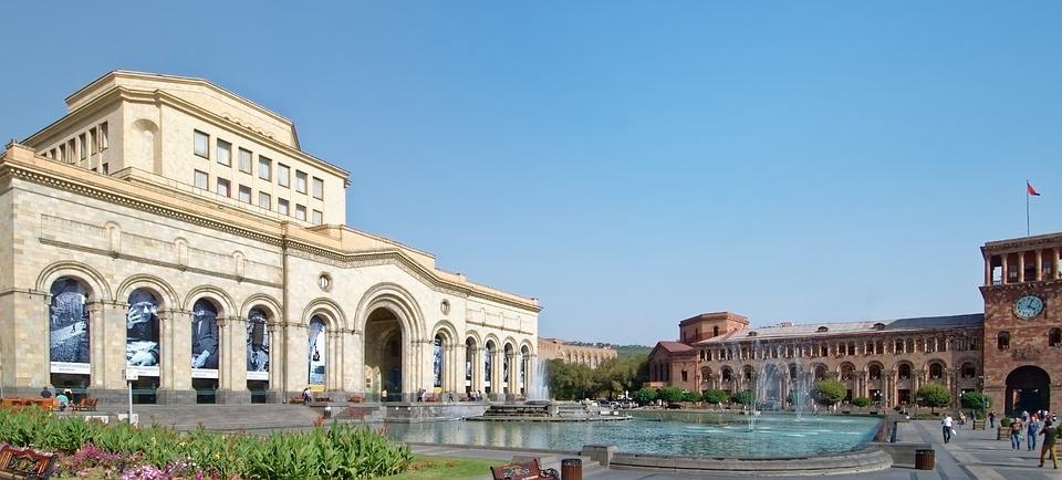 Вендинг оборудование по продаже чистой воды в Армении