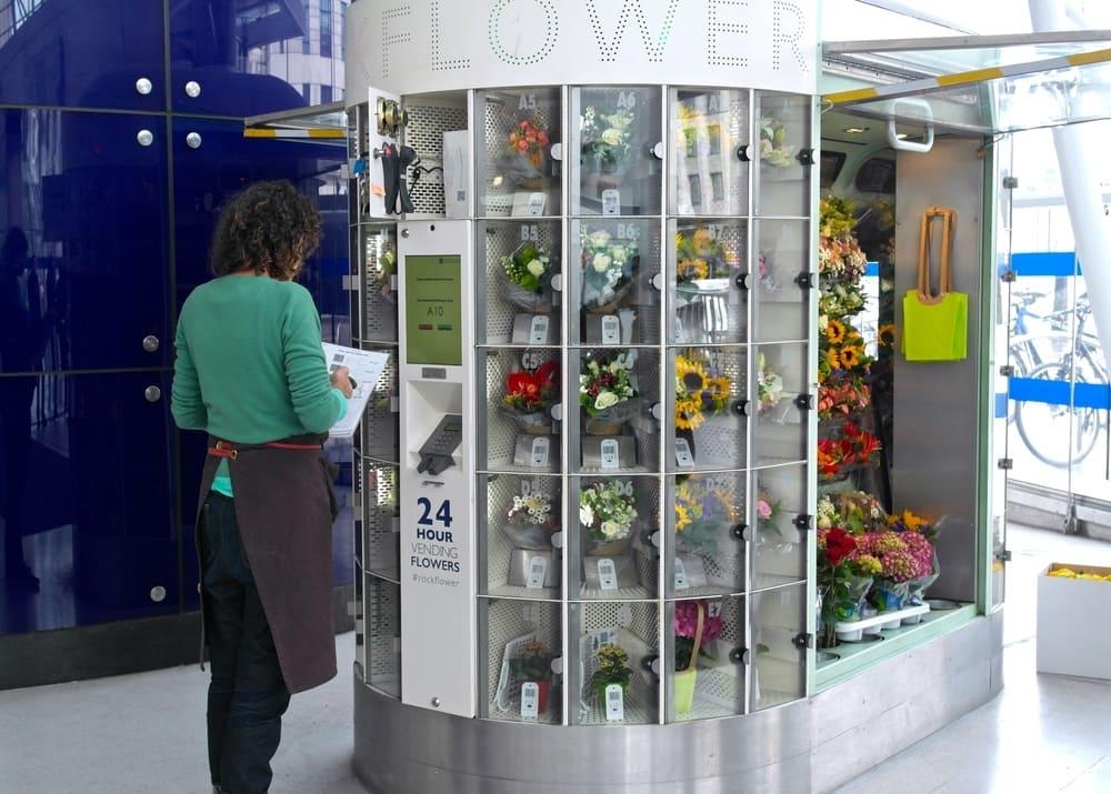 Вендинговый бизнес на автоматах.