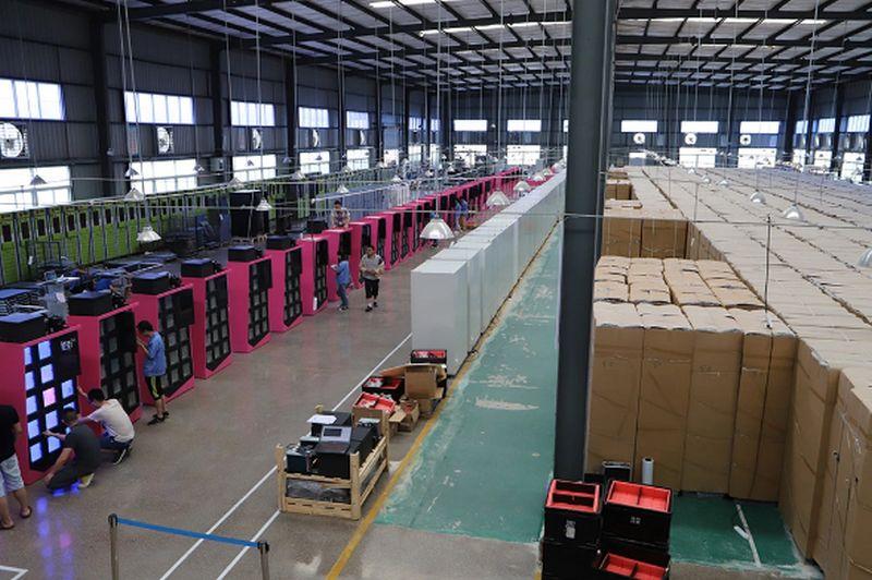 Стоит ли покупать вендинговый автомат на Alibaba или у китайского производителя